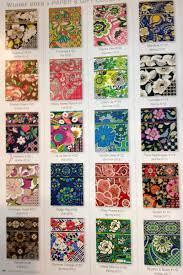 Vera Bradley Pattern Names Gorgeous Survey Questions