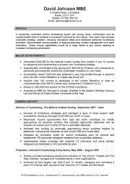 Resume Personal Statement Resume For Your Job Application