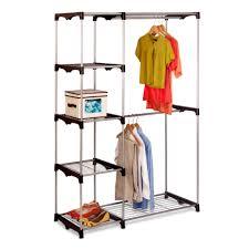 Portable Closet Rod Portable Closet Storage New Oxgord Portable Storage Organizer