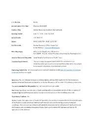 Hr Assistant Duties 18 0055 Hr Assistant Fsn 8 1101705 U S Embassy Consulates In Russia