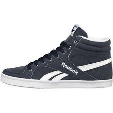 reebok high tops womens. reebok womens royal aspire hi-tops indigo/white/purple/royal - size 3 bnib reebok high tops womens a