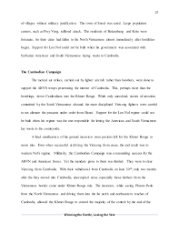 essay on the campaign by travis donselman 201 202 27