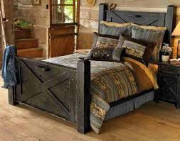 how to build rustic furniture. Black Rustic Bedroom Furniture How To Build E