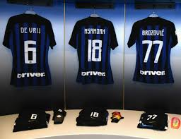 Le formazioni ufficiali di Inter-Fiorentina