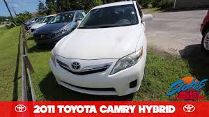 2011 Toyota Camry Hybrid - 6 Year Old Car Review - For Sale at ...