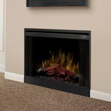dimplex 33 in slim line built in electric fireplace insert com