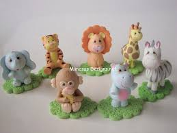 Cake Decorating Animal Figures Noahs Ark Party Favors Mimosas Design