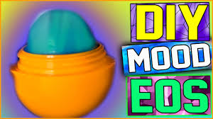 diy mood changing eos lip balm color changing lip balm wear your mood on your lips you