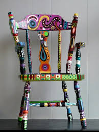 colorful painted furniture. Interesting Colorful Intended Colorful Painted Furniture P