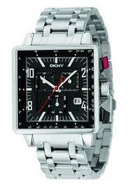 dkny ny1350 mens chronograph stainless steel bracelet watch