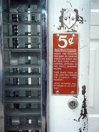 Vintage U Select It Vending Machines Fascinating Vintage USELECTIT Candy Vending Machine 48 Cent Upright COAN
