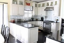 white kitchens with black appliances. Kitchen Design White Cabinets Black Appliances Good Looking With Regard To Sizing 1600 X 1065 Kitchens S