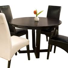 round dining table wenge  dining tables