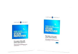 hard water stain remover shower stain remover remove hard water stains from glass shower doors how