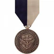 the navy superior public service award medal is a decoration presented by the military ribbons