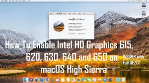 On 615 To How 640 fix Enable 650 630 And Intel 620 Hd Graphics gxU7Zq