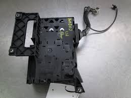 passenger body cabin fuse box block 7l0937548c oem audi q7 typ 4l passenger body cabin fuse box block 7l0937548c oem audi q7 typ 4l 2007 15