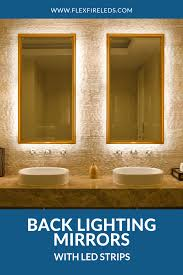 Add Lights To A Mirror Add Elegance And Functionality To Your Bathroom Mirrors With