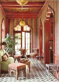 Picturesque Beautiful Moroccan Room Foyer With Seating Inspiration