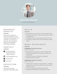 Modern Resumes Templates Beauteous Customize 28 Modern Resume Templates Online Canva