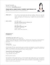 Resume In Job Sample Nursing Resume Objective Sample Resume Sample ...