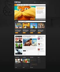 Wordpress Movie Theme Movie Wordpress Theme 40114