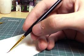 Jak Nakreslit Květiny S Akrylovými Barvami Na Nehty Jak Se Naučit