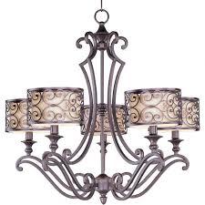 mini chandelier model in recent years
