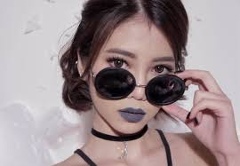 edgy grunge look 5 pretty korean makeup lessons you must try