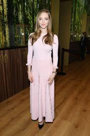 Amanda Seyfried In Ulyana Sergeenko - Jaeger Le-Coultre at SIHH ...