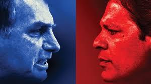 Resultado de imagem para Onda conservadora leva Bolsonaro fortalecido para embate final contra PT
