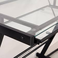 features of the walker edison soreno 3 piece corner desk