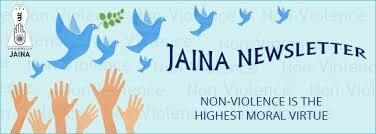 newsletter ahimsa essay competition winner jain center  president s message