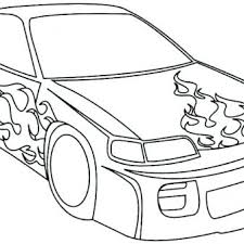Superstars Of Drag Racing Coloring Book Car Pages Barrel Sheets Free