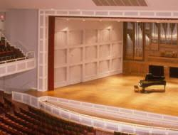 Twichell Auditorium Seating Chart View Our Venues Converse College