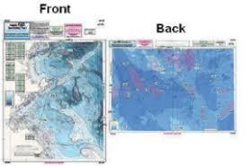 Captain Seagulls Chart Ca201 Bathymetric Cape Ann To