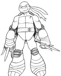Small Picture Tmnt Raphael Coloring Pages Miakenasnet