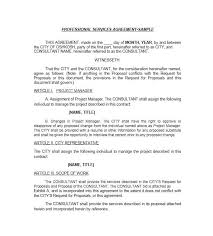 simple contract for services template 50 professional service agreement templates contracts