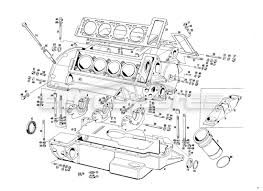 maserati qtp v8 4 7 s1 s2 1967 order online eurospares v8 4 7 s1 s2 1967 engine housing diagram