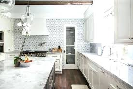 marble white gray flower mosaic tile backsplash installation marble white gray flower mosaic tile backsplash installation
