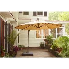 hampton bay 11 ft solar powered patio