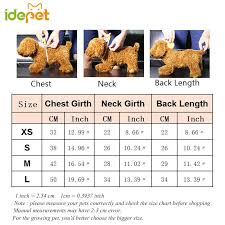 Pet Clothes Size Chart Cute Pet Clothes Sports Dog Vest Pet T Shirt Outfit For Small Dog Vest T Shirts For Dogs Puppy Clothes For Chihuahua Yorkshire 4