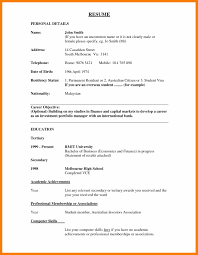Examples Of A Resume Objective Resume Coloringr Service Resume Objective Sample General