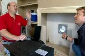 how to install a gas fireplace this old house