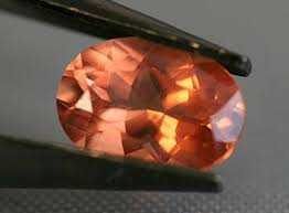 faceted sunstone