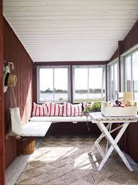 Interior Delectable Picture Of Small Sunrooms Decoration Using