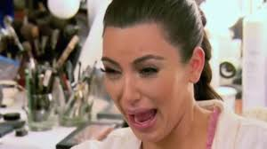 insram makeup artist re creates kim kardashian s crying face