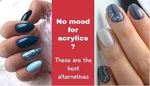 alternative to acrylic nails best