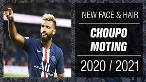PES 2013 | New Face & Hair • Choupo-Moting • 2020 / 2021 • HD - YouTube