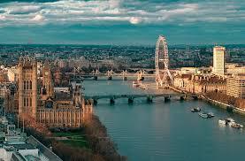 High Altitude : Aerial 360 panoramas of London